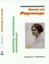 Notes on Pilgrimage Cover